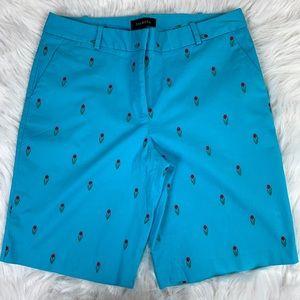 Talbots, Turquoise Blue Short.